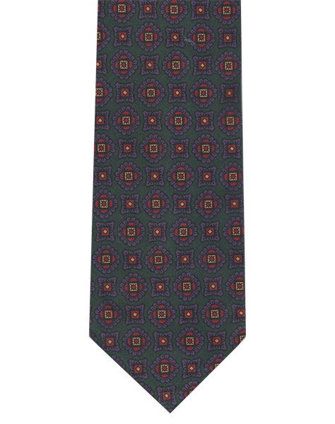 Madder tie Patrizio Cappelli cravatte ties