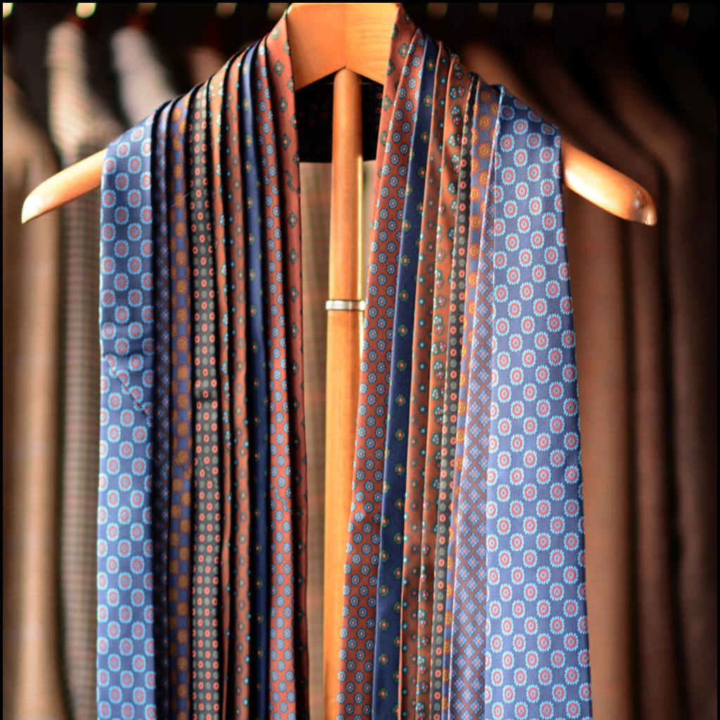 Patrizio Cappelli cravatte ties