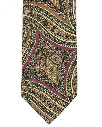 Patrizio Cappelli - Paisley silk