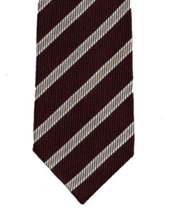 Outlet-Tie-wool-brown-1