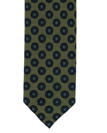 Wool-Challis-Ties-green-0