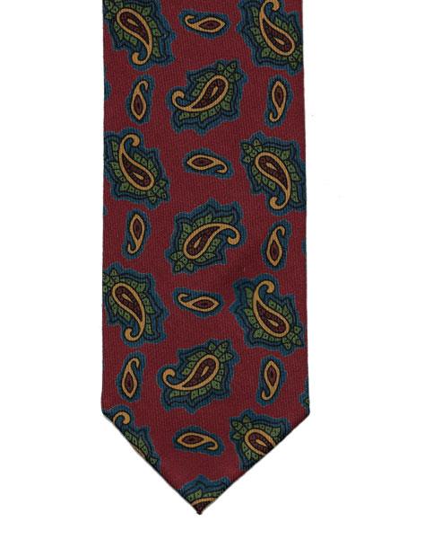paisley-wool-challis-ties-red-0