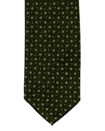 outlet-tie-7fold-green-3