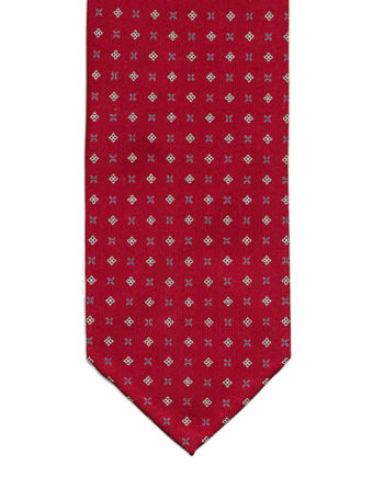 outlet-tie-7fold-red-1