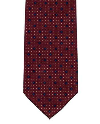 outlet-tie-7fold-red-001