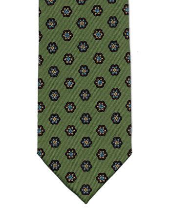 twill-silk-ties-green-004