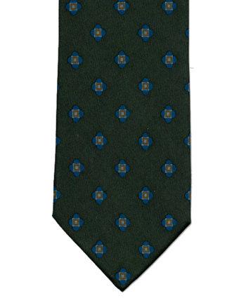 twill-silk-ties-green-021