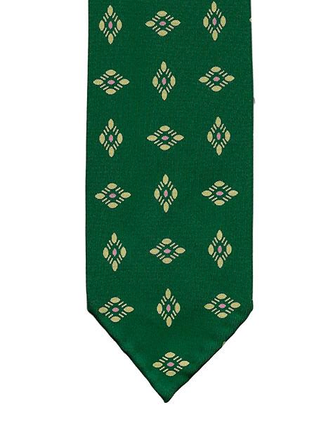 twill-silk-ties-green-001