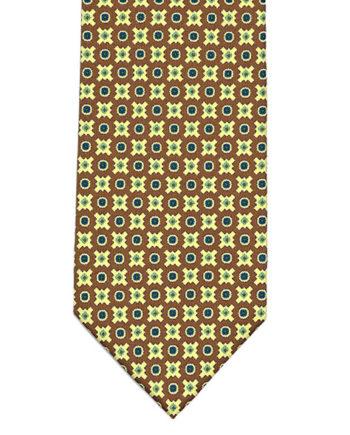 twill-silk-ties-yellow-001