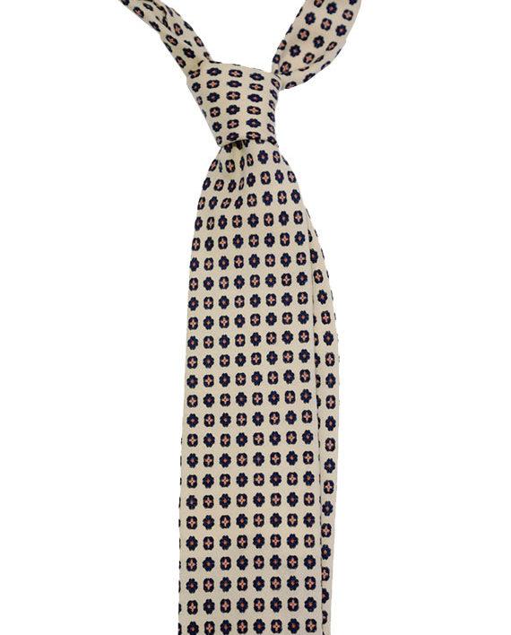 Wool Challis ties